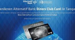 Alternatif Bank Diners Club Card 5. Yılını Kutluyor