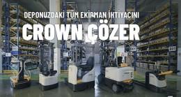 Depolamanın çözüm deposu Crown'dan yeni reklam filmi