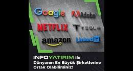Dünya borsaları artık Türk yatırımcısının hizmetinde