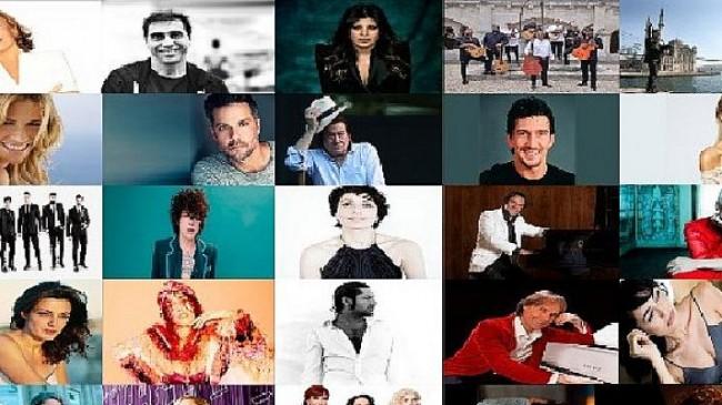 Dünyaca ünlü starlar ile Pasion Turca 20. yıl kutlamalarına başlıyor