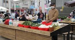Gölbaşı'nın yerel üreticileri pazardan memnun…