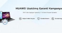 HUAWEI Online Mağazası'nda MateBook Serisi için fazladan 1 yıl garanti süresi sunuyor