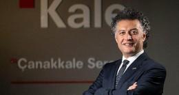 """Kaleseramik Genel Müdürü Altuğ Akbaş: """"Seramiğin geldiği son noktayı dünyaya yeniden tanıtacağız"""""""