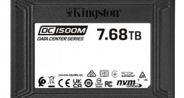 Kingston Digital veri merkezleri için yeni U2 NVMe SSD: DC1500M modelini satışa sundu