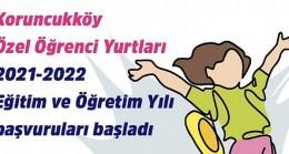 Koruncuk Vakfı Özel Öğrenci Yurtları'na Başvurular Başladı Melike Caliskan melikec@timepr.com bugün 13:52 : ben