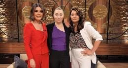 """Kotex sponsorluğunda Fox ekranlarında yer alan """"Kadının Eseri"""" programının bu haftaki konukları Nurgül Yeşilçay ve Çağla Nur Uzundurukan!"""