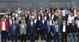 Masfed başkanı Aydın Erkoç güven tazeledi
