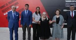 """Sakıp Sabancı Mardin Kent Müzesi, """"Sanat ve Tasarımla Geleceği Düşlemek. Rus Avangardı"""" sergisine ev sahipliği yapıyor."""