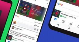 Spotify kullanıcıları Facebook'ta gezinirken müzik ve podcast dinlemenin keyfine varacak