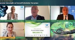 Tarımda Teknolojik Çözümler Yarışmasında Ödüller Sahiplerini Buldu.