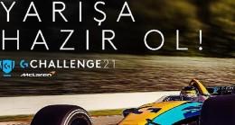 Yarış ve oyun tutkunlarının heyecanla beklediği Logitech McLaren G Challenge, 1 Temmuz'da başlıyor!