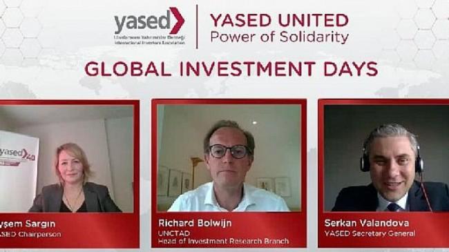 YASED, Dünya Yatırım Raporu'nun Türkiye lansmanını gerçekleştirdi