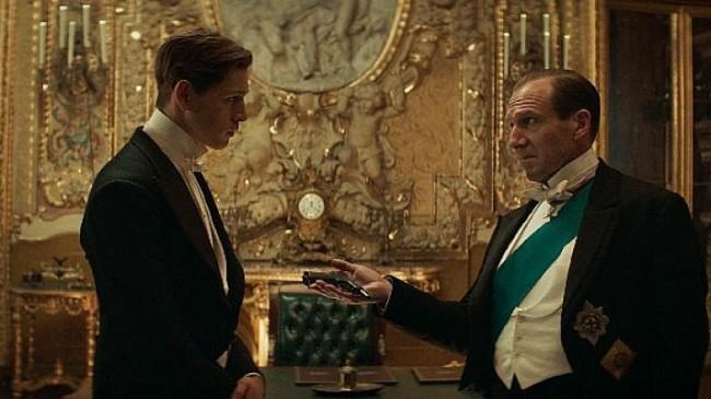 """20TH Century Studios'dan """"The King's Man: Başlangıç"""" filmine ait özel bir video yayınlandı"""