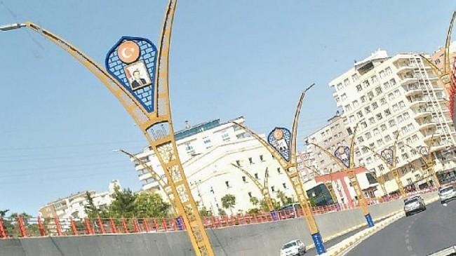 ABP'li Yalçın, Mardin'deki manzaraya şaşırdı