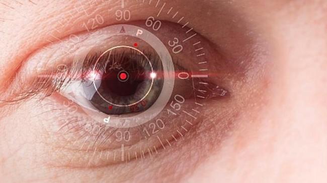 Akıllı lensler ile gözlüğe veda