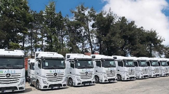 Ares Logistics filo yatırımına devam ediyor