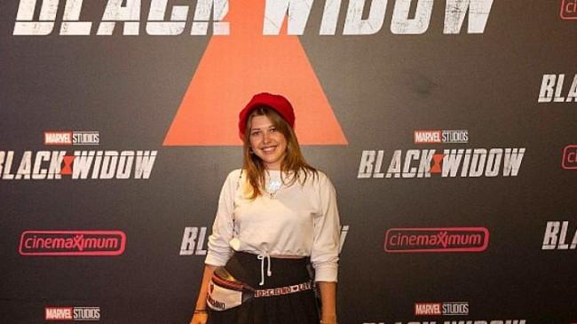 Black Widow Ön Gösterimi Büyük İlgi Topladı!