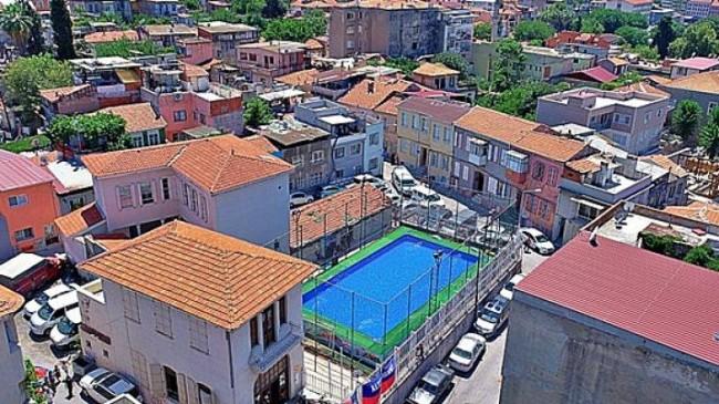 Büyükşehir Belediyesi'nden 3 mahalleye 3 havuz