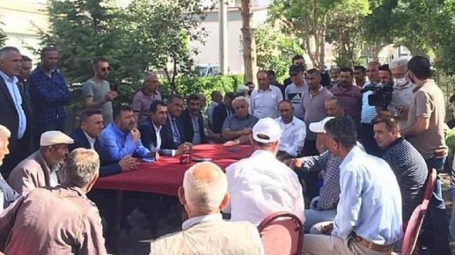 CHP Esnaf Masası Heyeti Niğde'de esnafı ve vatandaşı dinledi