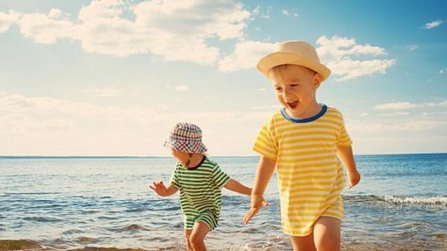 Çocukları tatilde bekleyen 5 tehlike
