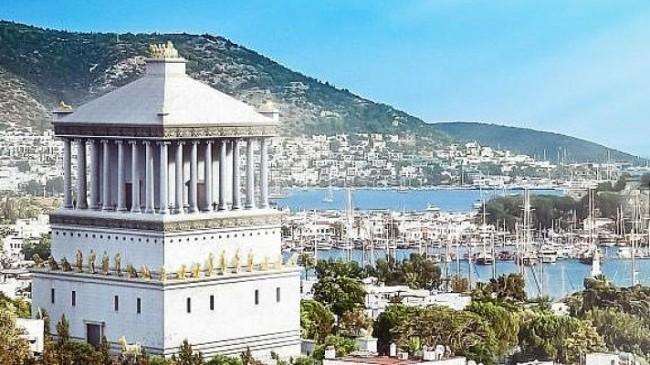 Dünya kültür mirasının yeni adresi 'Heritage Halikarnassos' için geri sayım