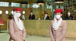 Emirates, Artan Talebi Karşılamak için Dubai Uluslararası Havalimanı'nda Özel First Class Dinlenme Salonunu Yeniden Açıyor