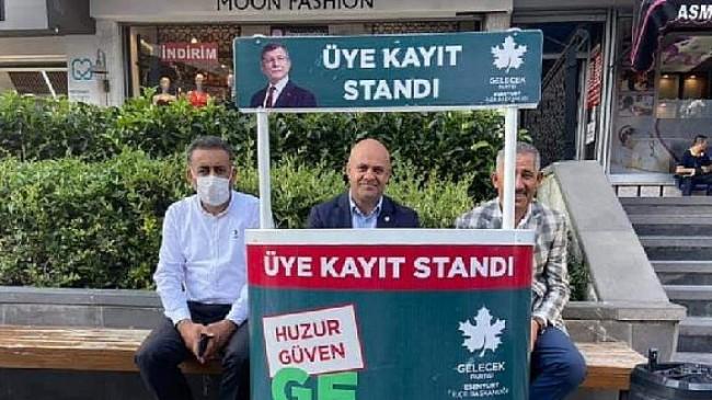 """Gelecek Partisi Esenyurt İlçe Başkanı Karatay: """"Bu Ülke İçin Derdimizi Anlatıyoruz"""""""