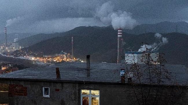 Greenpeace, Zonguldak'ta başlattığı Adil Dönüşüm kampanyasıyla 'Zonguldak için Başka Bir Hayat Mümkün' diyor