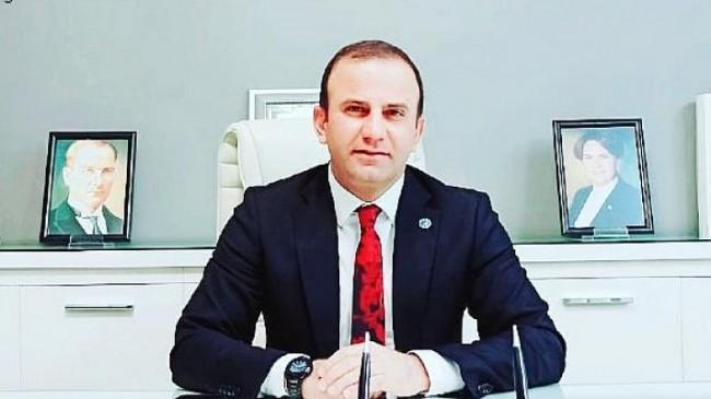 İYİ Parti Şanlıurfa İl Başkanı Mehmet Fedai Çakmaklı, 13 yaşındaki hentbolcu Merve Akpınar'a destek