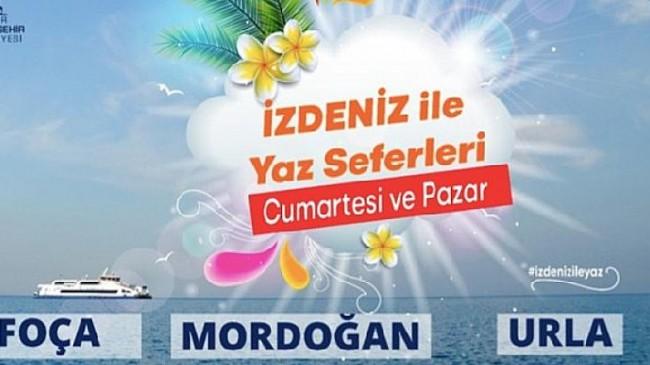 İzmir yaz seferlerini sevdi