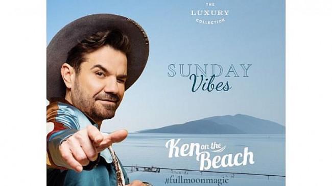 Kenan Doğulu, 8 Ağustos Pazar günü  Caresse, a Luxury Collection Resort & Spa, Bodrum'da sahne alacak.