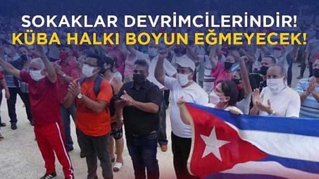 Küba Halkı Boyun Eğmeyecek!