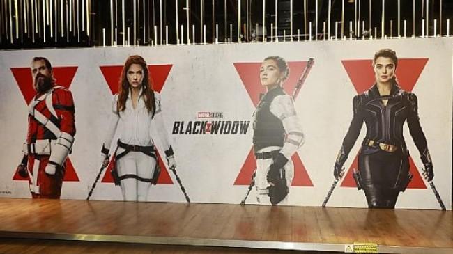 """Marvel Studios'un Heyecanla Beklenen """"Black Widow"""" Filminin Ön Gösterimi Yapıldı"""