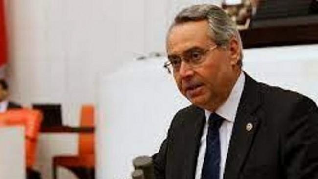 Milletvekili Rafet Zeybek yargı paketlerinin ülkede adalet dağıtılamadığının itirafı