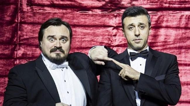 Müzikal Düello Two Turkish Tenors 14 Temmuz Çarşamba Trump Sahne'de