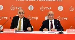 """Otokoç 2. El, """"Bu Ellere Güvenimiz Sonsuz"""" Diyerek Türkiye Voleybol Federasyonu Milli Takımlar Resmi Sponsoru Oldu"""