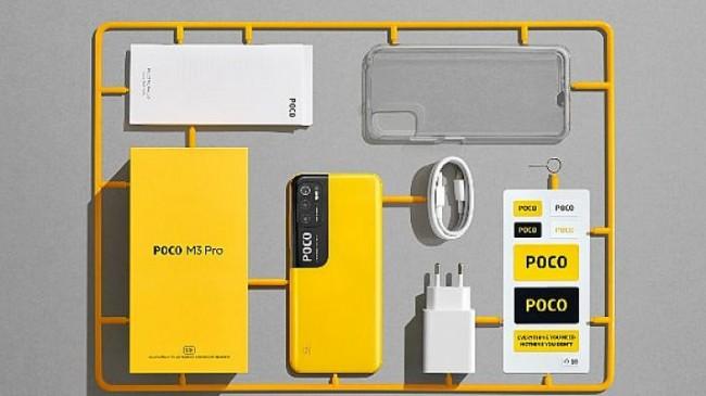POCO M3 Pro 5G 'Daha fazla hız, daha fazla her şey' sloganıyla Türkiye'de satışa başladı