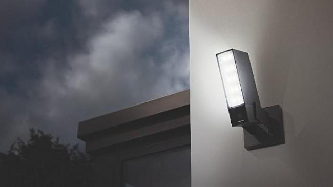 Sirenli dış mekan Netatmo kamera ile evinizi ve iş yerlerinizi davetsiz misafirlerden koruyun