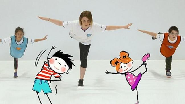 TEGV Çocukları, Allianz Motto Hareket ile Spora Eğlence Katıyor