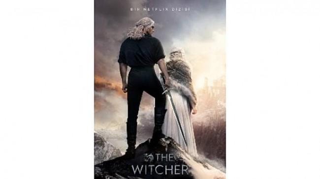 The Witcher'ın ikinci sezonu 17 Aralık 2021'de tüm dünyayla aynı anda sadece Netflix'te.