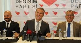 Türkiye Değişim Partisi Genel Başkanı Mustafa Sarıgül, Tokat 'ta Basın Açıklamasında Bulundu.