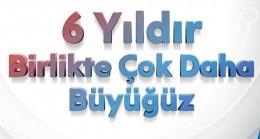Türkiye'nin Anahtarcılar Kulübü 6 yaşında