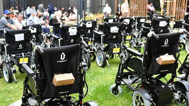 Üsküdar Belediyesi engellilerin hayallerini gerçeğe dönüştürüyor
