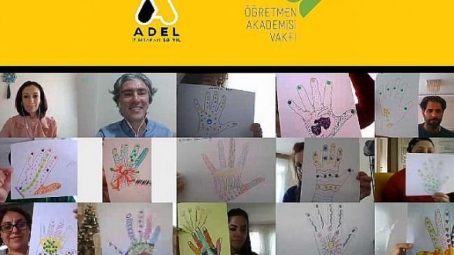 """""""Yaratıcı Çocuk, Yaratıcı Beyin"""" seminerleri Adel Kalemcilik sponsorluğunda devam ediyor"""