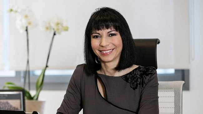 Yılın CEO'su Angela Cretu seçildi