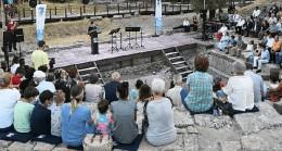 58. Uluslararası Troia Festivali'nin Resmi Açılış Töreni Gerçekleştirildi
