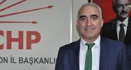 """Başkan Hacısalihoğlu: """"CHP'ye Yönelik Sahte İftiralar Devam Ediyor"""""""