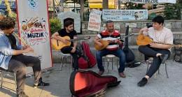 Beykoz Sahili Sokak Müzisyenleriyle Doldu