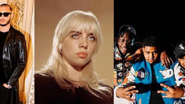 Billie Eilish, DJ Snake ve A1 x J1'ın efsane çıkışlarını dinleyin!