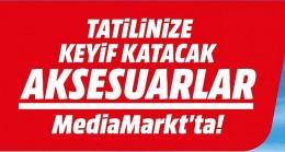 Elektronik aksesuarlar MediaMarkt'ta indirime girdi